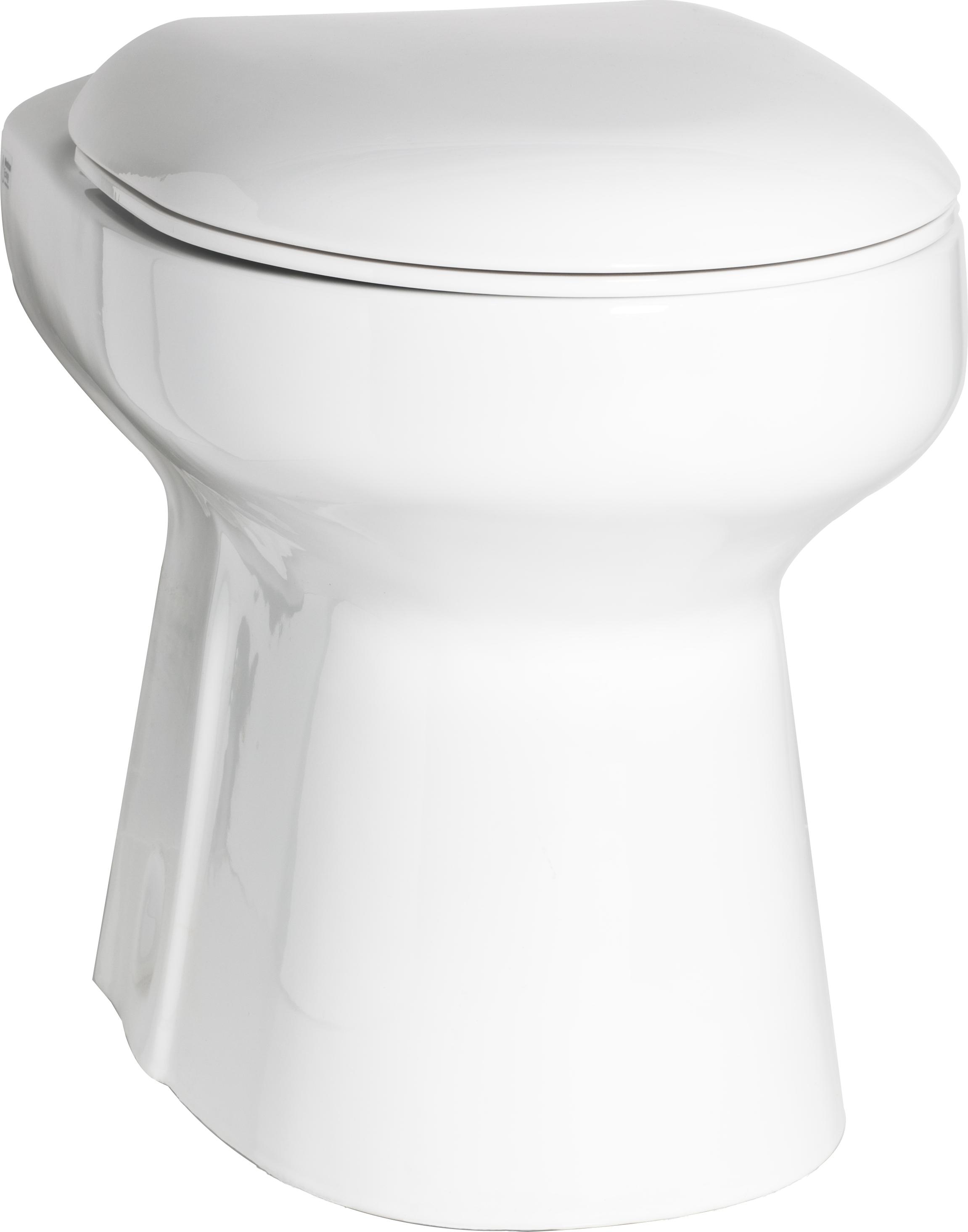 Toalettstol Superdassen porselen MC LEA