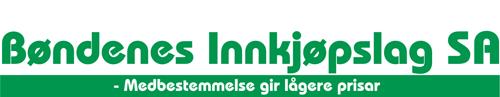 Bøndenes innkjøpslag logo