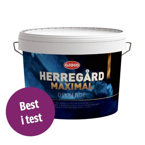 Herregård Maximal maling