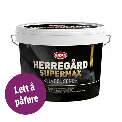 Herregård Supermax maling