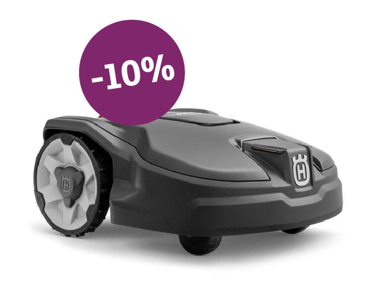 Automower 305 -10%