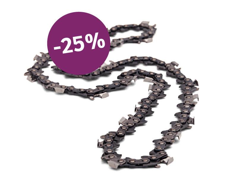 Husqvarna sagkjeder -25%